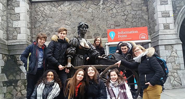 dublin-irlande-séjour-linguistique-international