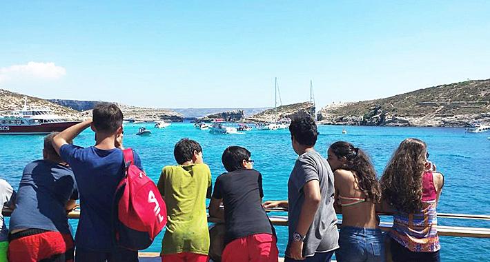 panorama île de Malte